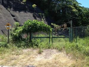 奥野線入口
