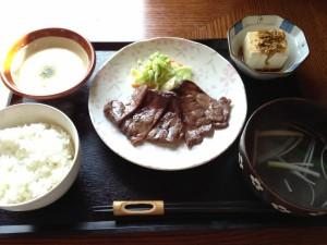 牛たん市川 藏 / 牛たん定食