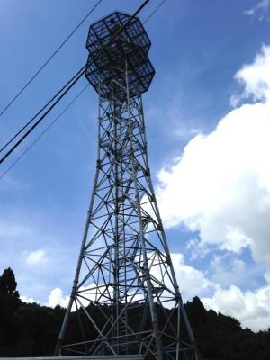 熊取線:アンテナ